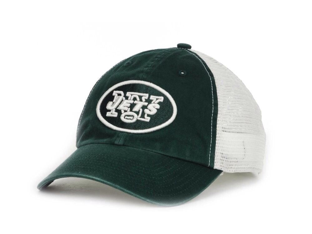 first rate e95d0 824a6  47 Brand NFL Fletch Cap Hat - Size  S M - NFL - New York Jets