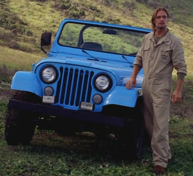 Dharma Jeep Cj 7 From Lost Jeep Jeep Cj Jeep Wrangler