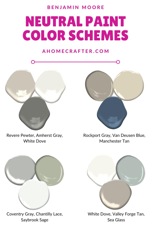 The 6 Best Benjamin Moore Neutral Paint Colours - Beige