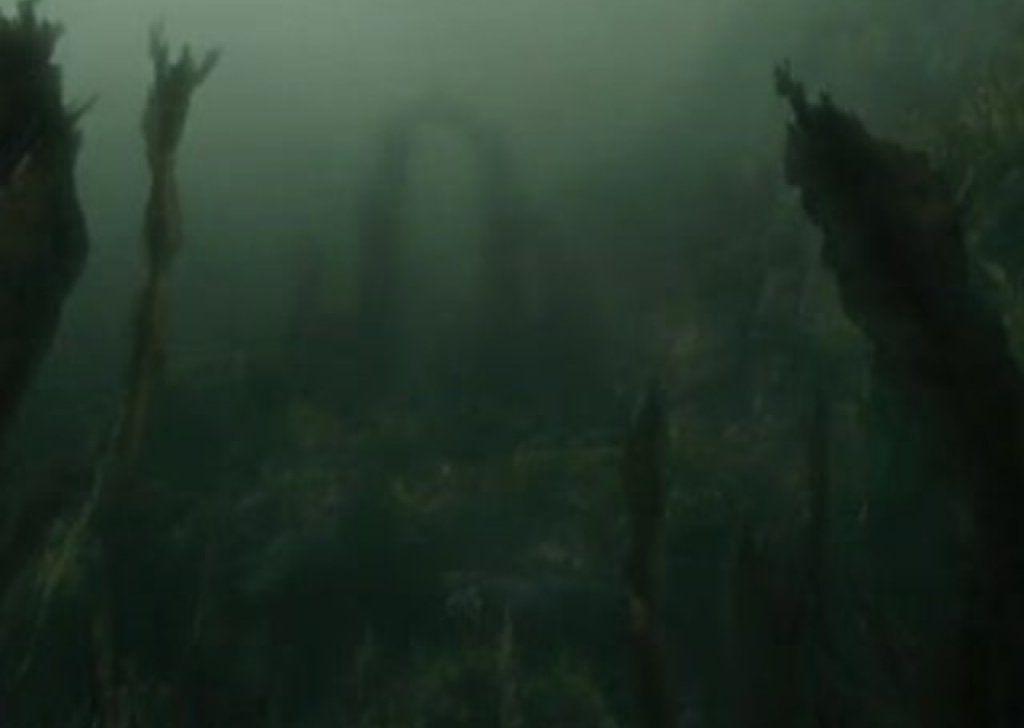 The Black Lake Dark Green Aesthetic Slytherin Decor Slytherin Aesthetic