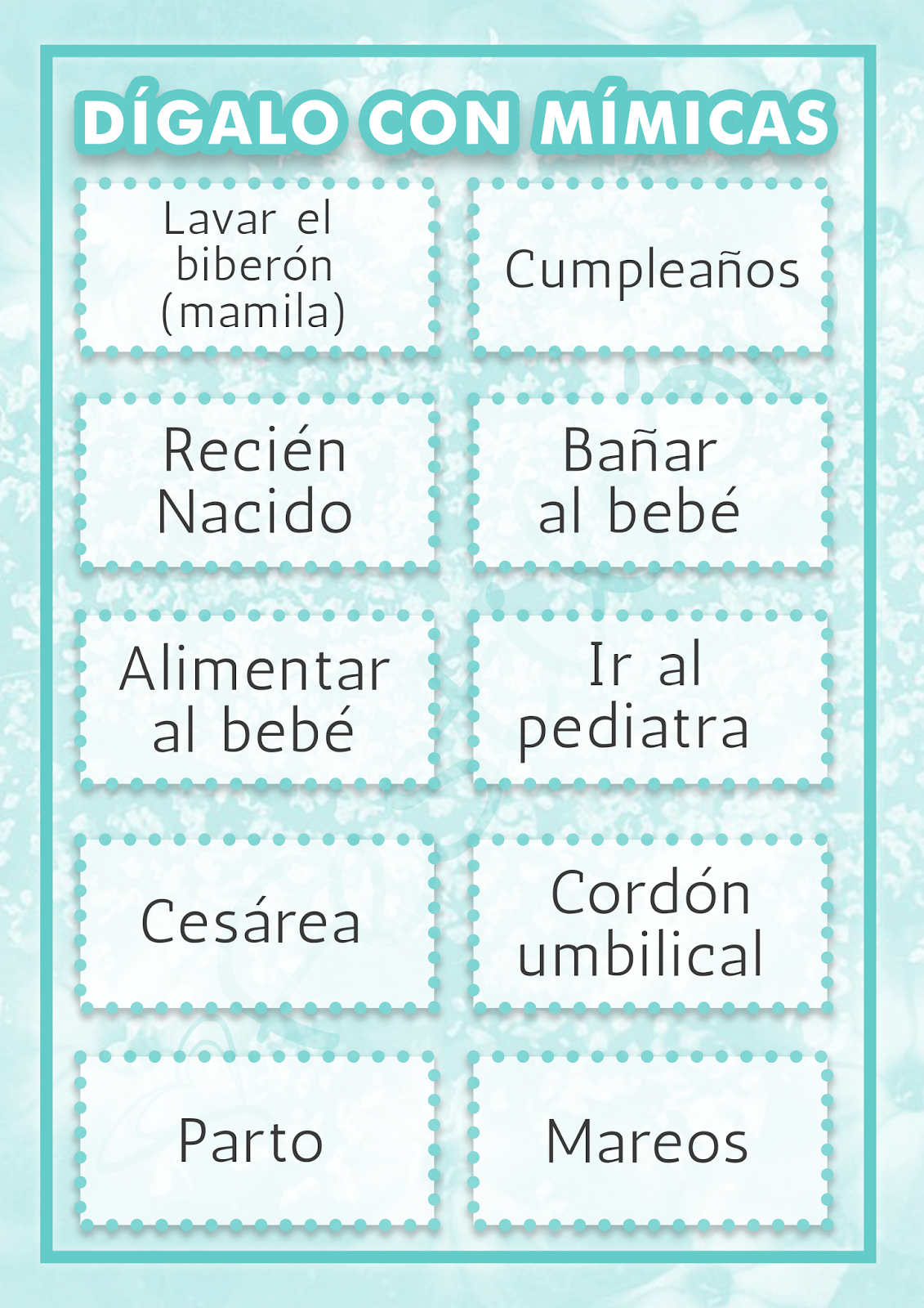 Pin De Mercedes Flor En Baby Shower Pinterest