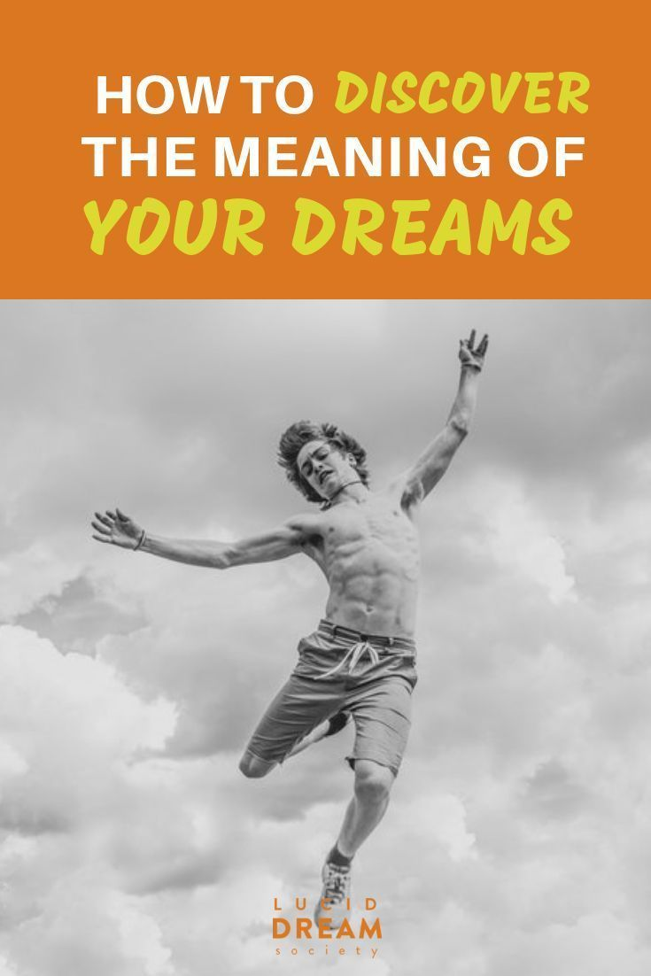 what does it mean when you control your dreams