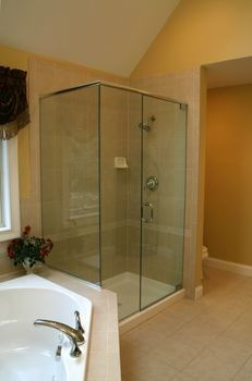 Shower And Bath Bathroom Shower Stalls Shower Stall Bathroom Remodel Ideas Grey
