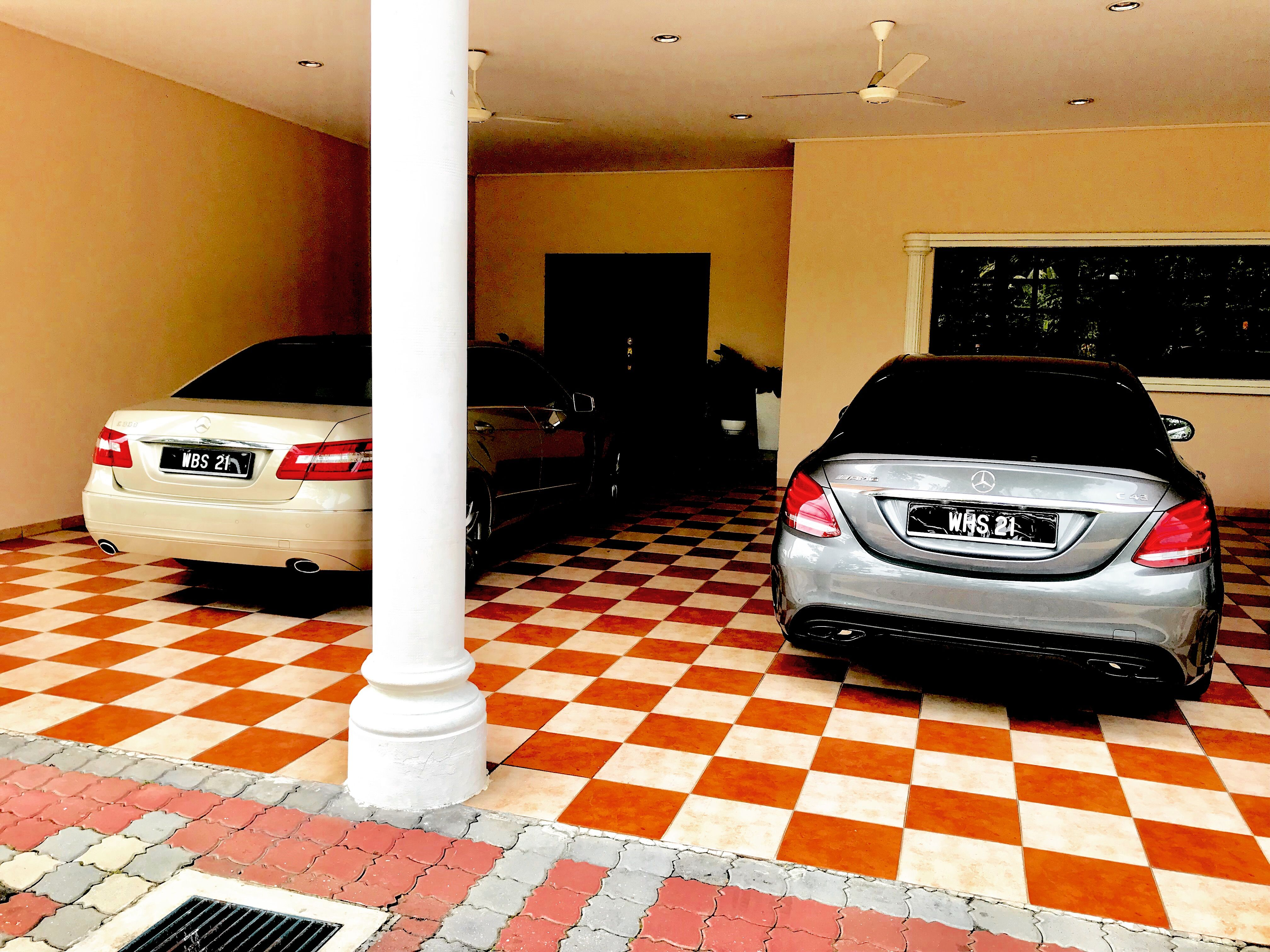 Malaysian Delivery of the CEOs Merc AMG 17 July 2018