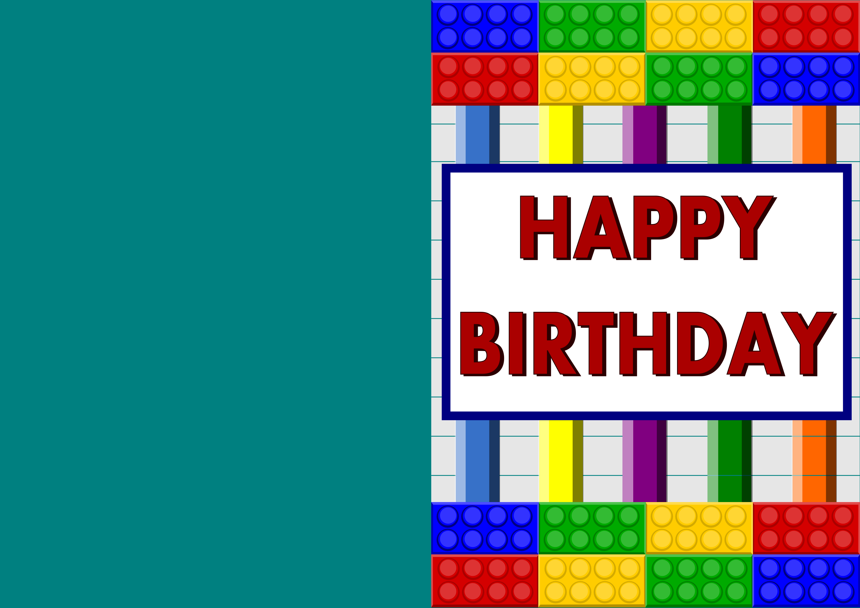 Printable Cards Lego Birthday Cards Free Printable Birthday Cards Birthday Card Printable