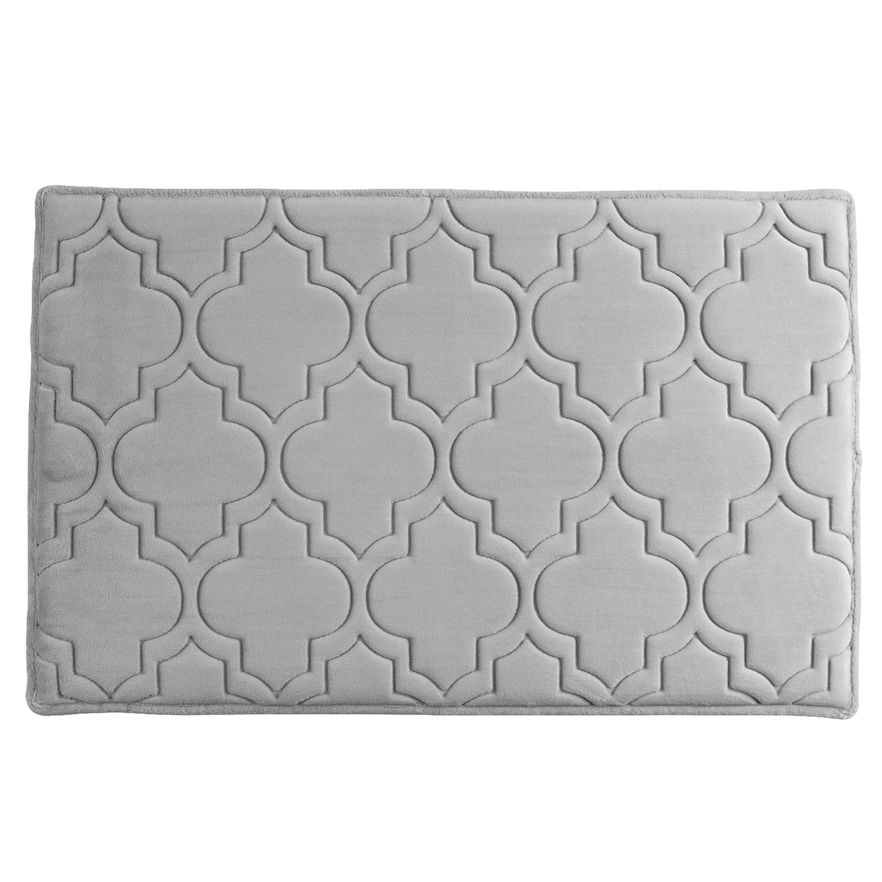 Town And Country Quick Dry Memory Foam Bath Rug Rugs Memory