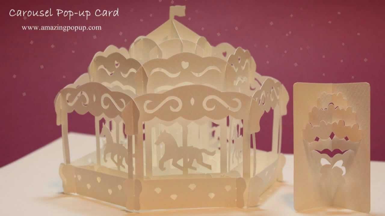 Pop Up Carousel Http Img1 Liveinternet Ru Images Attach C 8 4043 4043935 Carouselebook 1 Pdf Diy Pop Up Cards Pop Up Card Templates Pop Up Cards