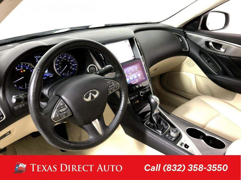 Used 2016 Infiniti Q50 3.0t Premium Texas Direct Auto 2016