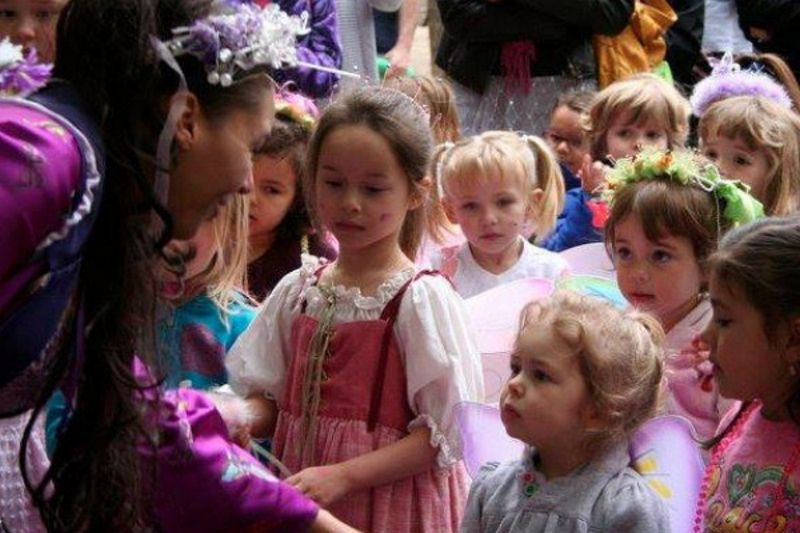 A Faery Fun Time at the Arboretum #Kids #Events