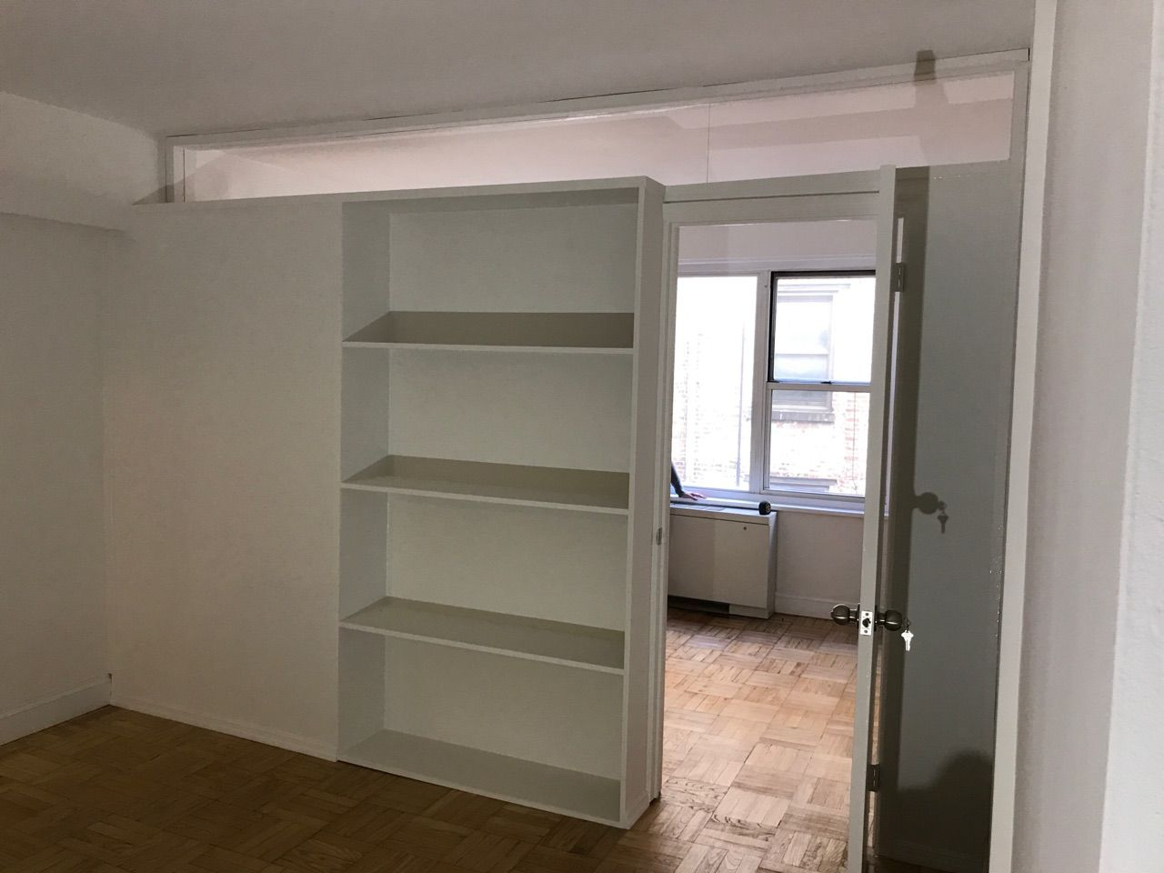 Custom Bookcase Walls For NYC Apartments