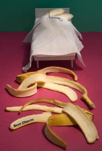 Bananas in bed – let's slip into bed together