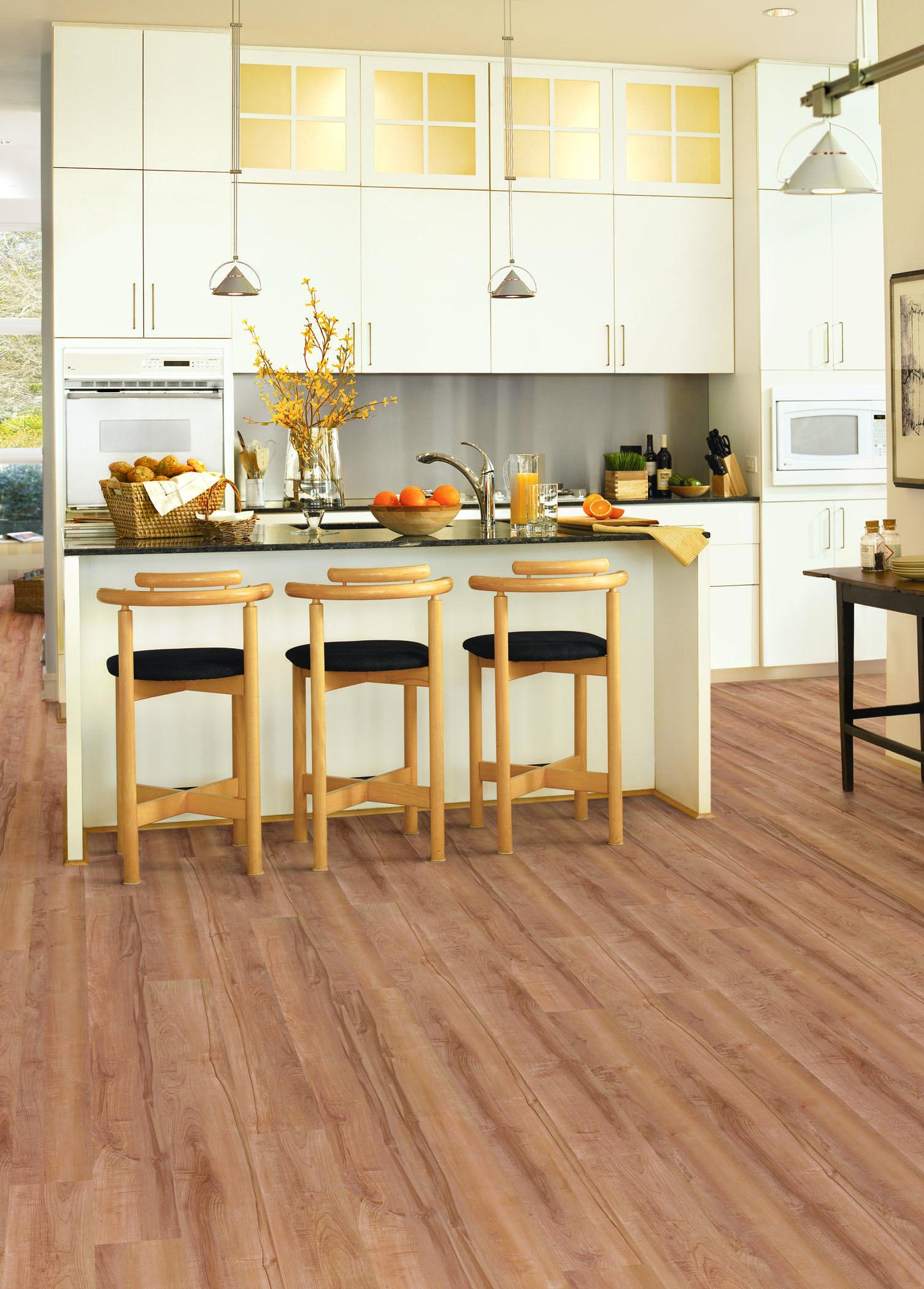 Rustic Maple in Sunset Vinyl plank, Vinyl flooring