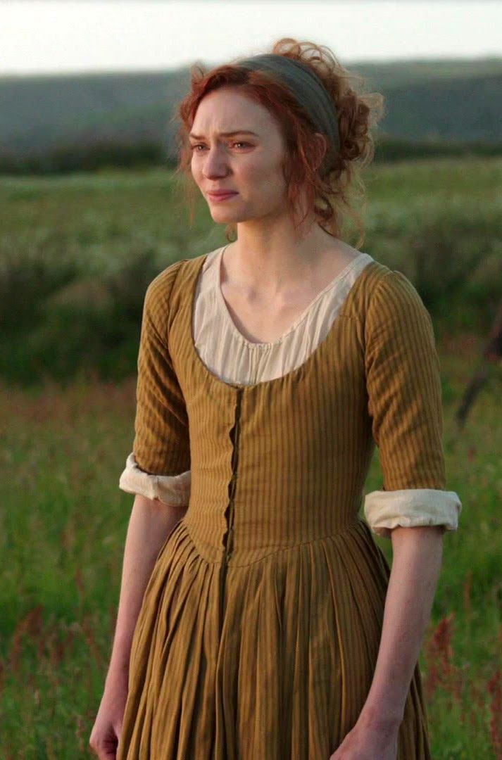 Well, Demelza lived in Jane's era  This dress might be nice for a