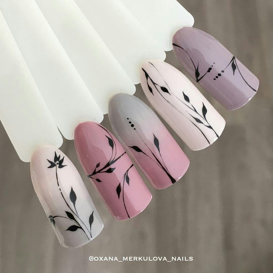Pin by Amber Delcourt on Nail art  Pinterest  Manicure Nail nail