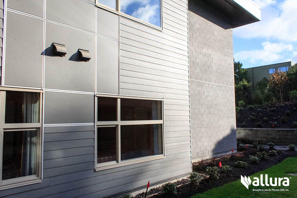 Built by Allura / Fiber Cement Siding / Architecture / Home / Design ...