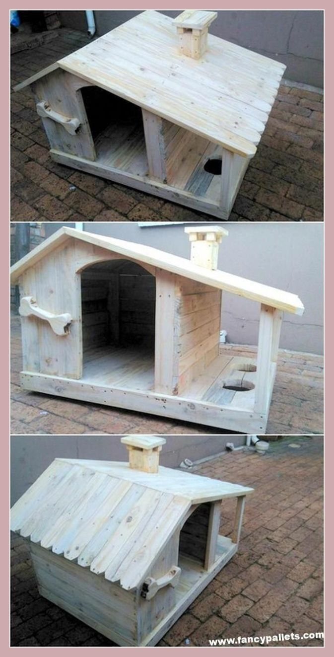 How To Make A Dog Kennel Diy Dog House Plans Dog Kennel Ideas Pallets Diy Dog House Mod Easy To Follow Diy Dog Kennel Dog House Diy Outdoor Dog House Outdoor dog house diy