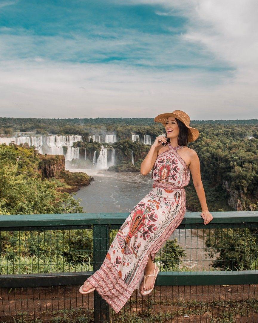 Pin De Sabryna Safyra Em Inspiracao Em 2020 Cataratas Do Iguacu
