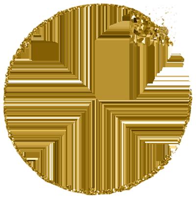 Free Gold Glitter Blog Elements Glitter Frame Gold Glitter Logo Gold Glitter