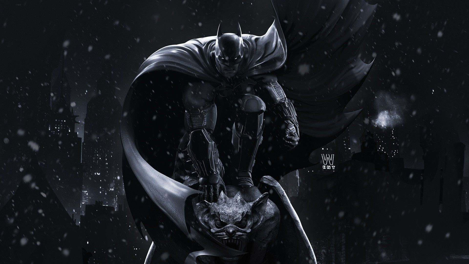 Video Game Batman Arkham Origins Wallpaper Com Imagens Batman