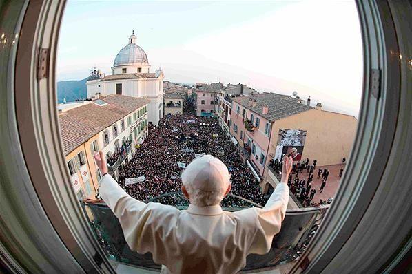 Andrees Latif | Veja as imagens mais marcantes da semana (© Osservatore Romano ...