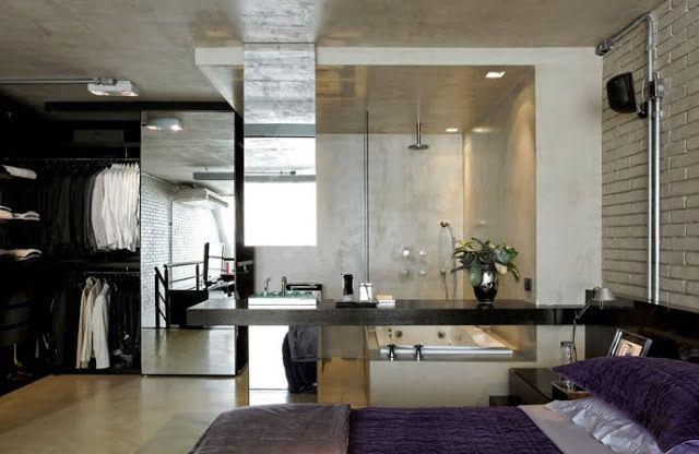 Big Design Ideas For Small Studio Apartments Loft Interior