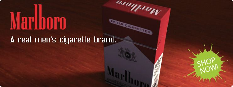 Are cigarettes Marlboro cheap in Rome
