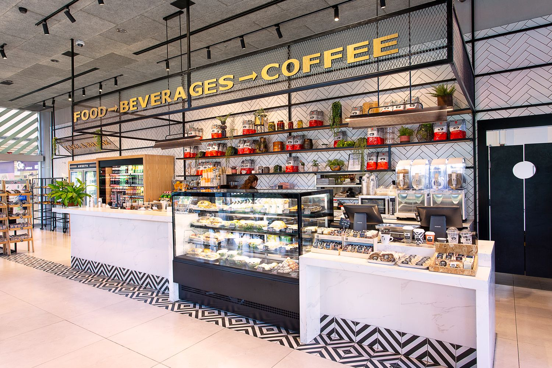 COFFEE TIME קופי טיים הלל יפה in 2020 Cafe interior