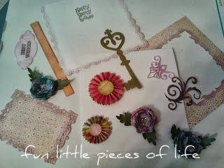 """Fun Little Pieces"" of Life: Been busy today"
