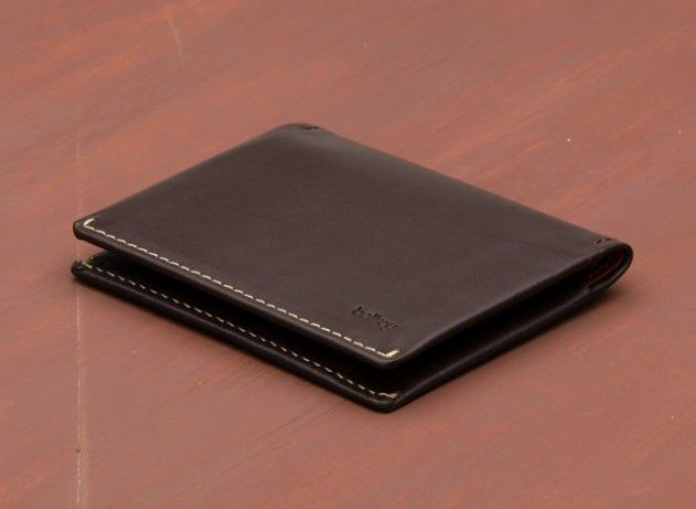 Leather Wallet: What guy doesn't need a wallet? I can imagine this minimalistic, slim wallet being the exact one that James Stewart romanticizes in 'The Shop Around The Corner'!