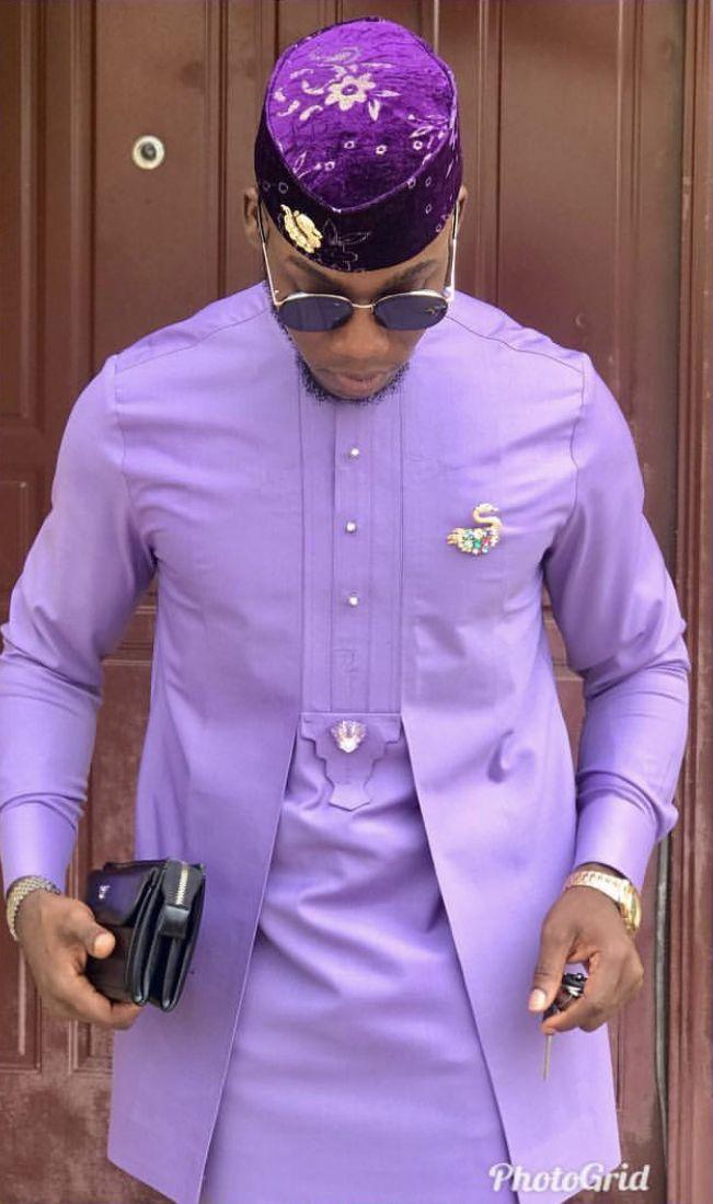 e8cd531cdec75 Prince Jeflow | Perditer in 2019 | African men, Nigerian men fashion ...