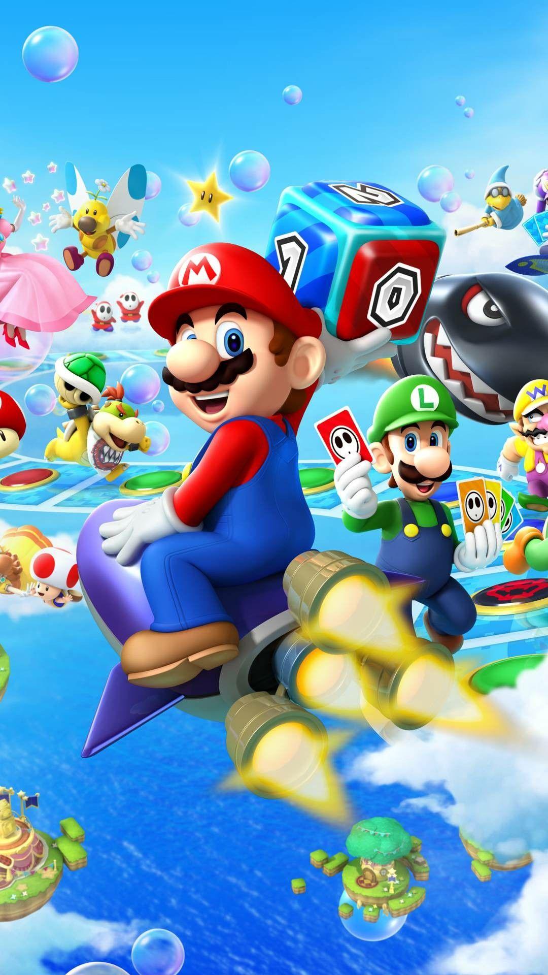 Mario Wallpaper Jogo Mario Bros Desenhos Do Mario Super Mario