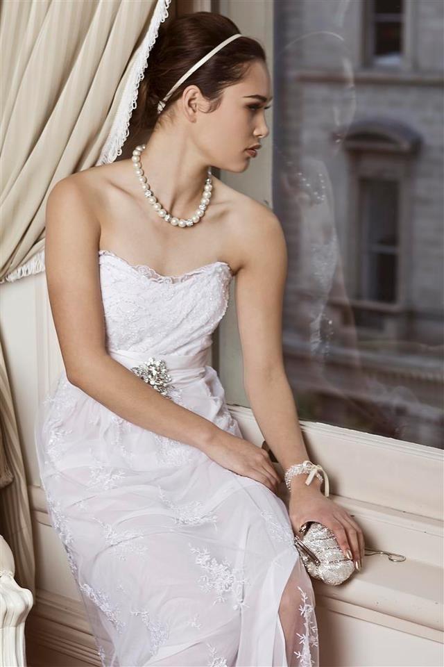 Bridal ‹ Michelle Yvette