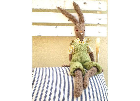 Ernest Field - knitting pattern