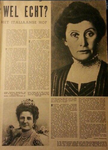 Het Italiaanse hof - De Week In Beeld No. 1 - 7 januari 1950