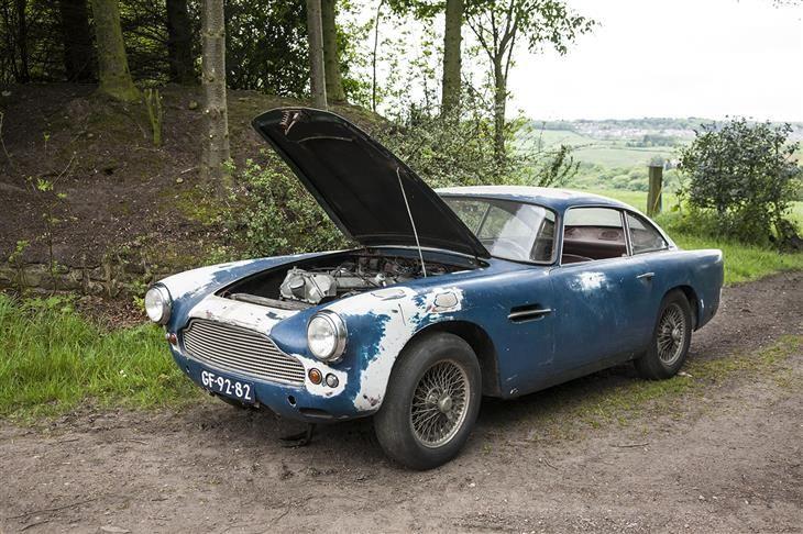 Classic PreProduction Aston Martin DB Series I For Sale Classic - Classic aston martin for sale