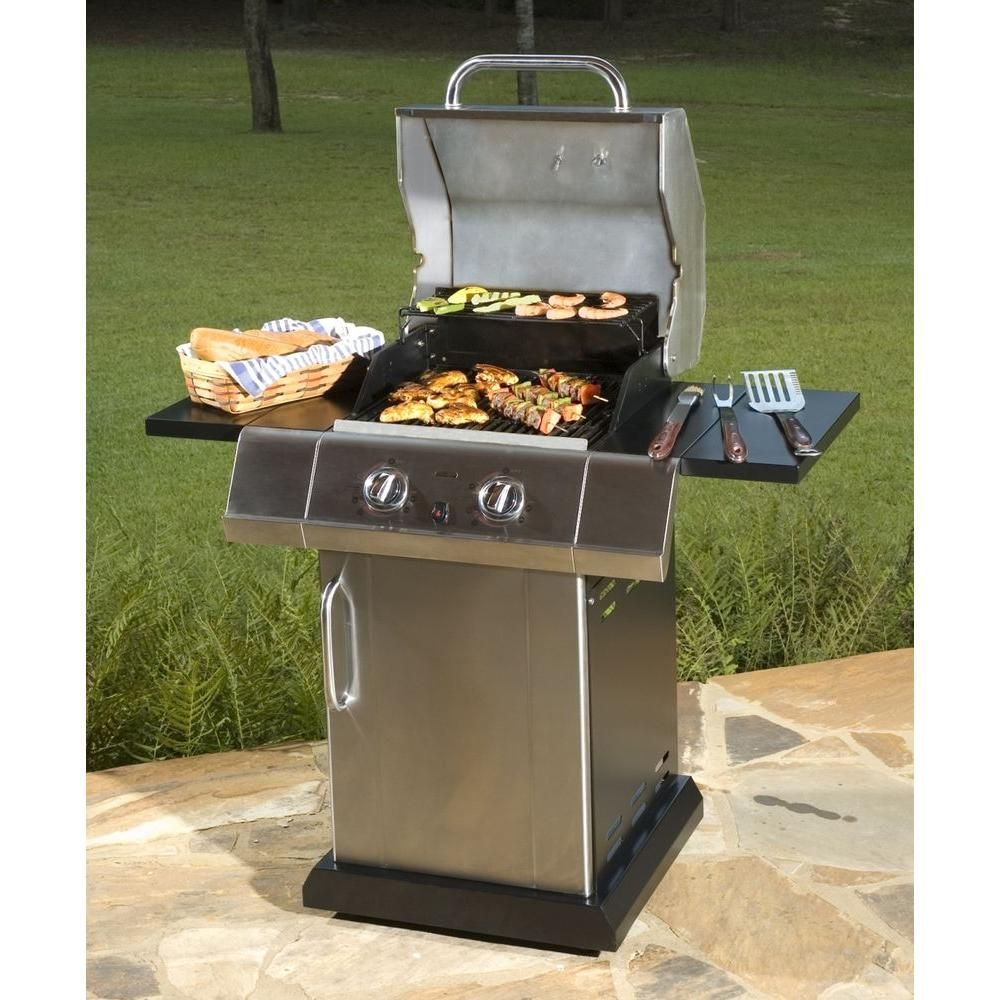 """""""I Got The Grill For My Dad, Who Wanted An Infrared Grill"""