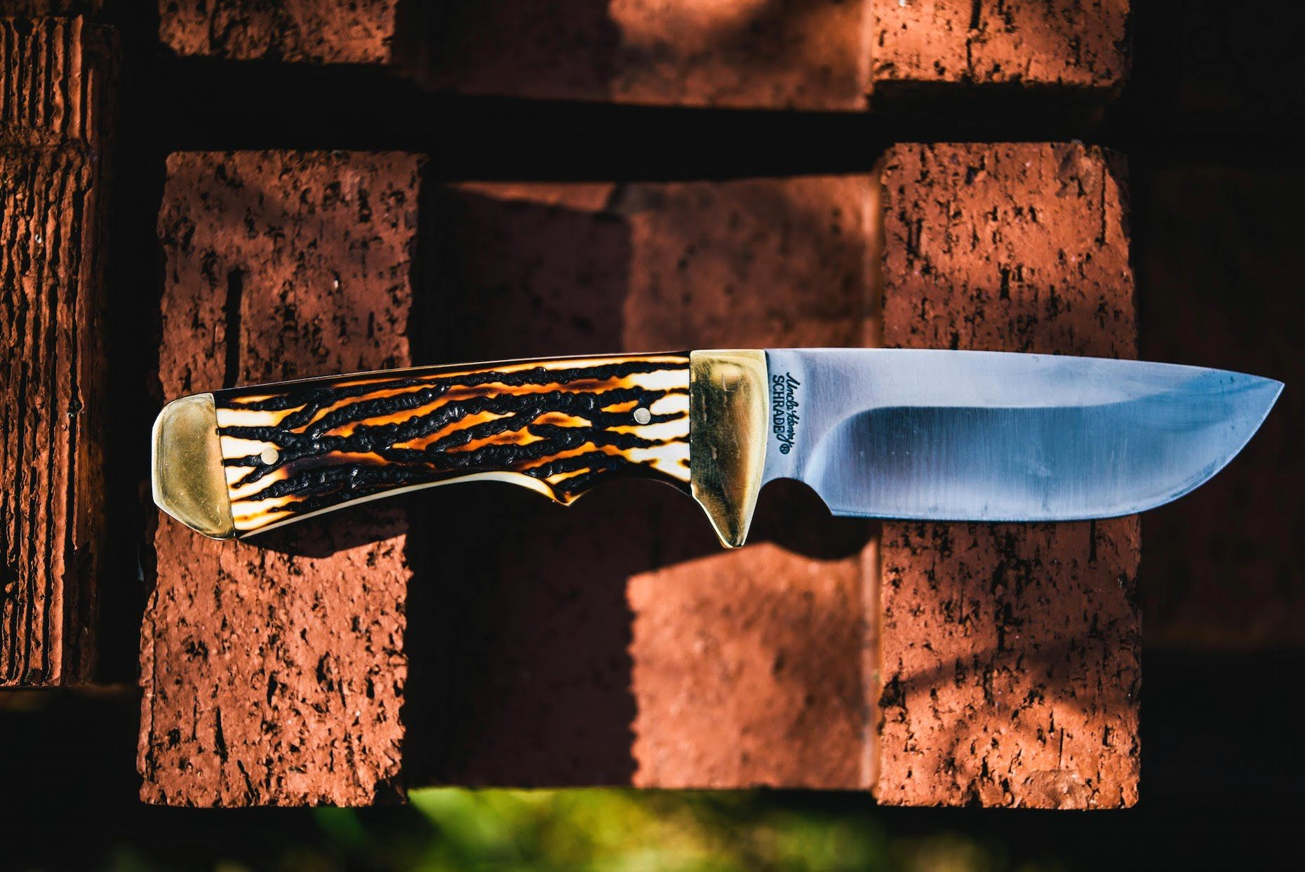 Legendary Uncle Henry 182uh Elk Hunter Knife Best Fixed