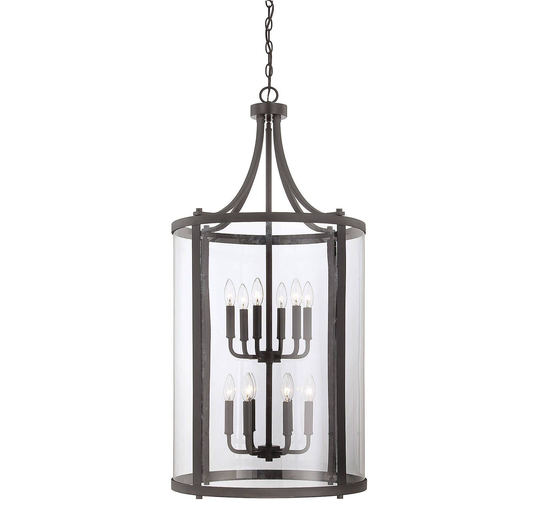 Savoy House 7 1042 12 13 Penrose 12 Light Foyer Lantern in