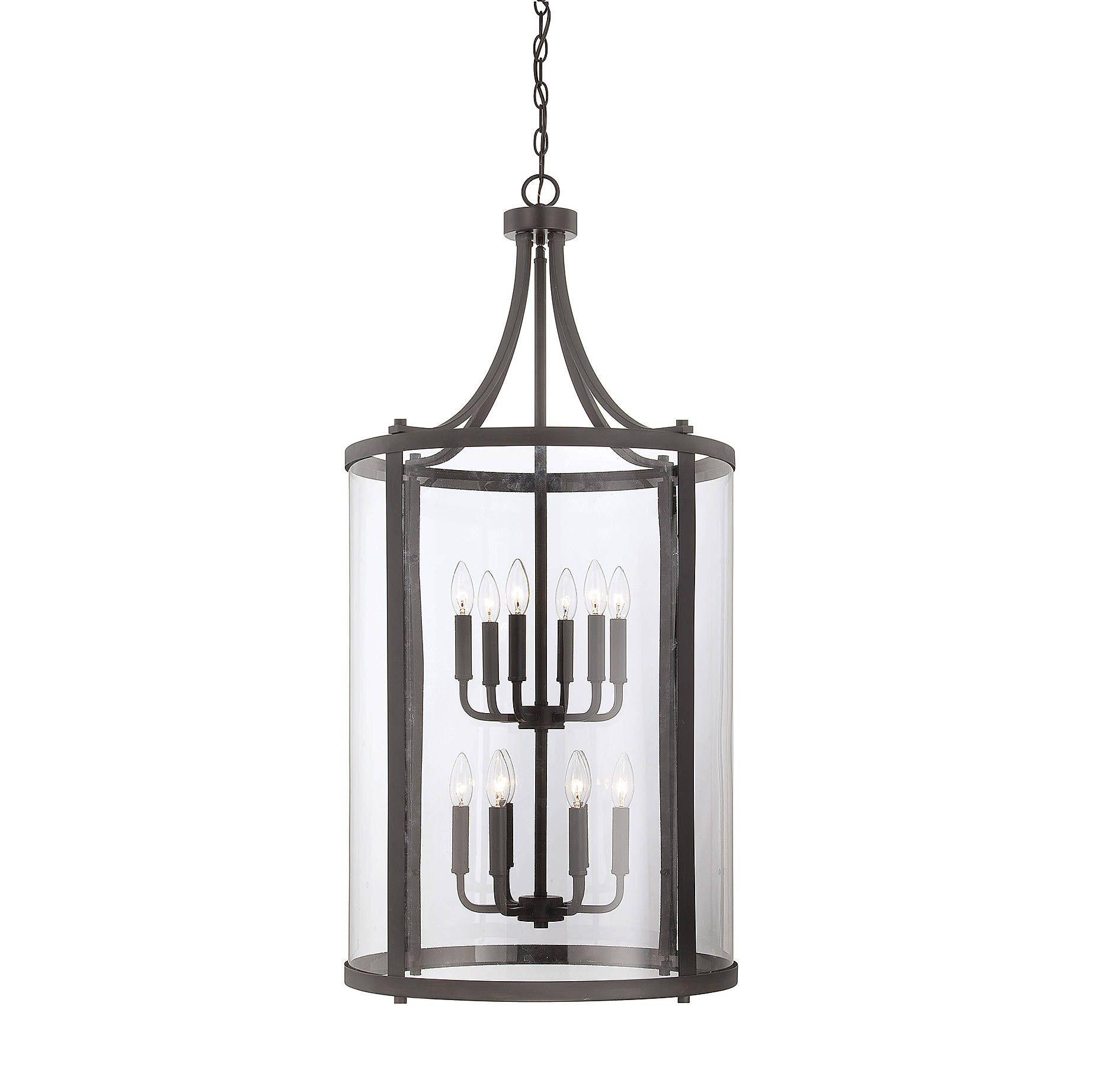 Savoy House 7 1042 12 13 Penrose 12 Light Foyer Lantern in