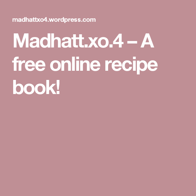 online recipe book free online recipe template book free printable