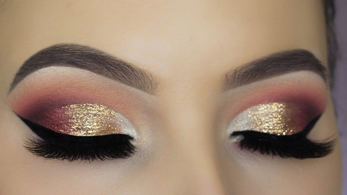 Glitter Glam Eye Makeup Tutorial Eye Makeup Tutorial Eye Makeup