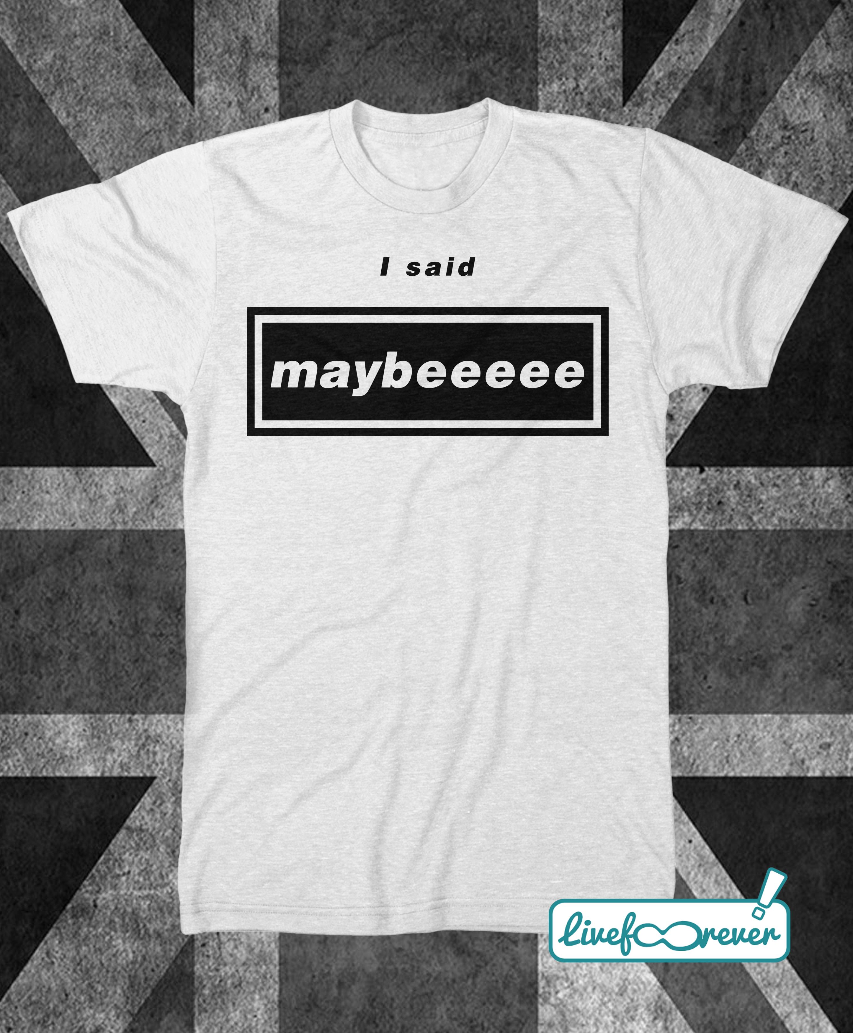 Whatever I said maybeeee Whatever #MadFerIt #Oasis #Gallagher #FanArt #FanTshirt #tshirt #LiveForever