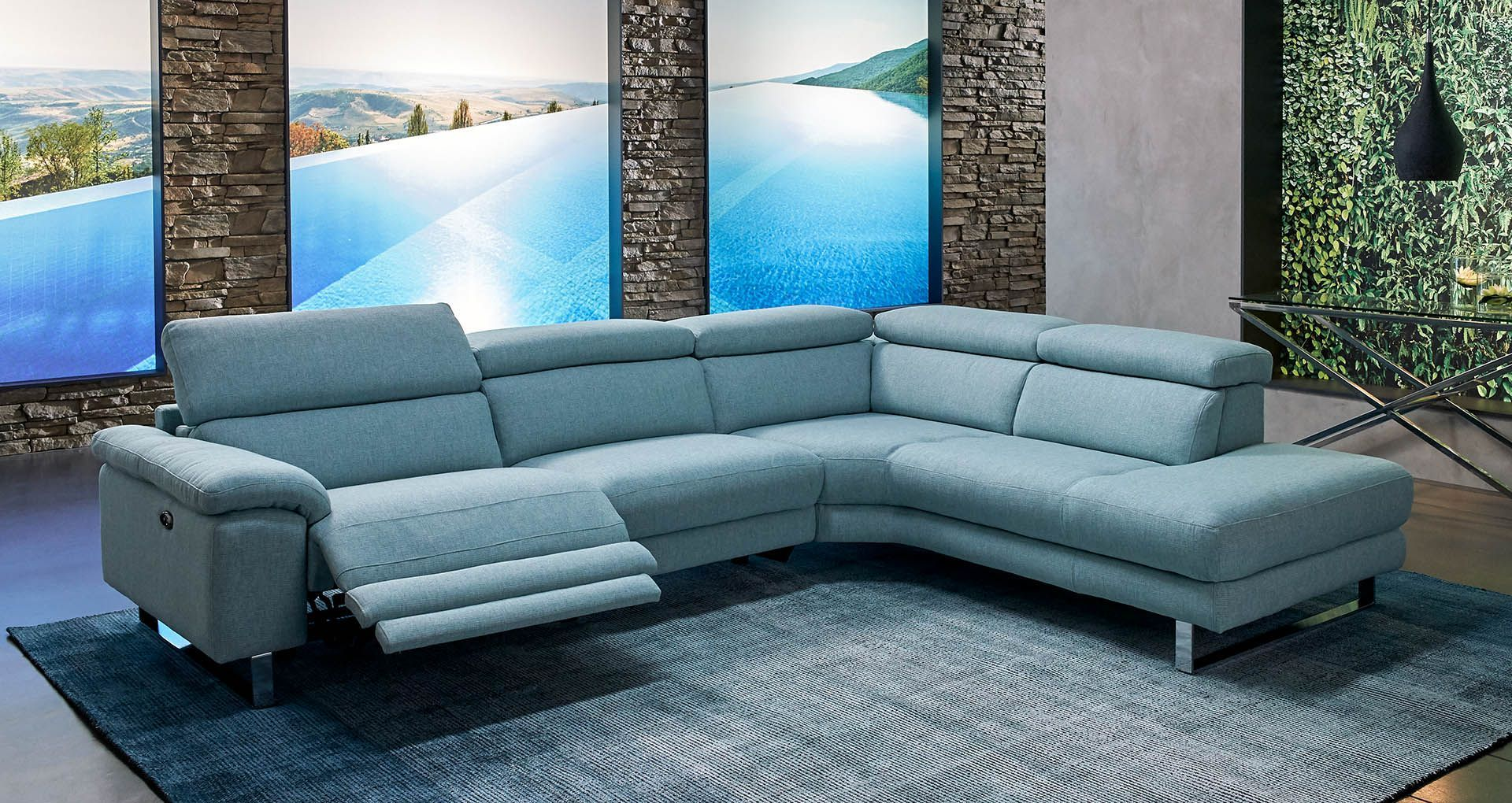 ZAKIA Lounges Products Nick Scali Furniture