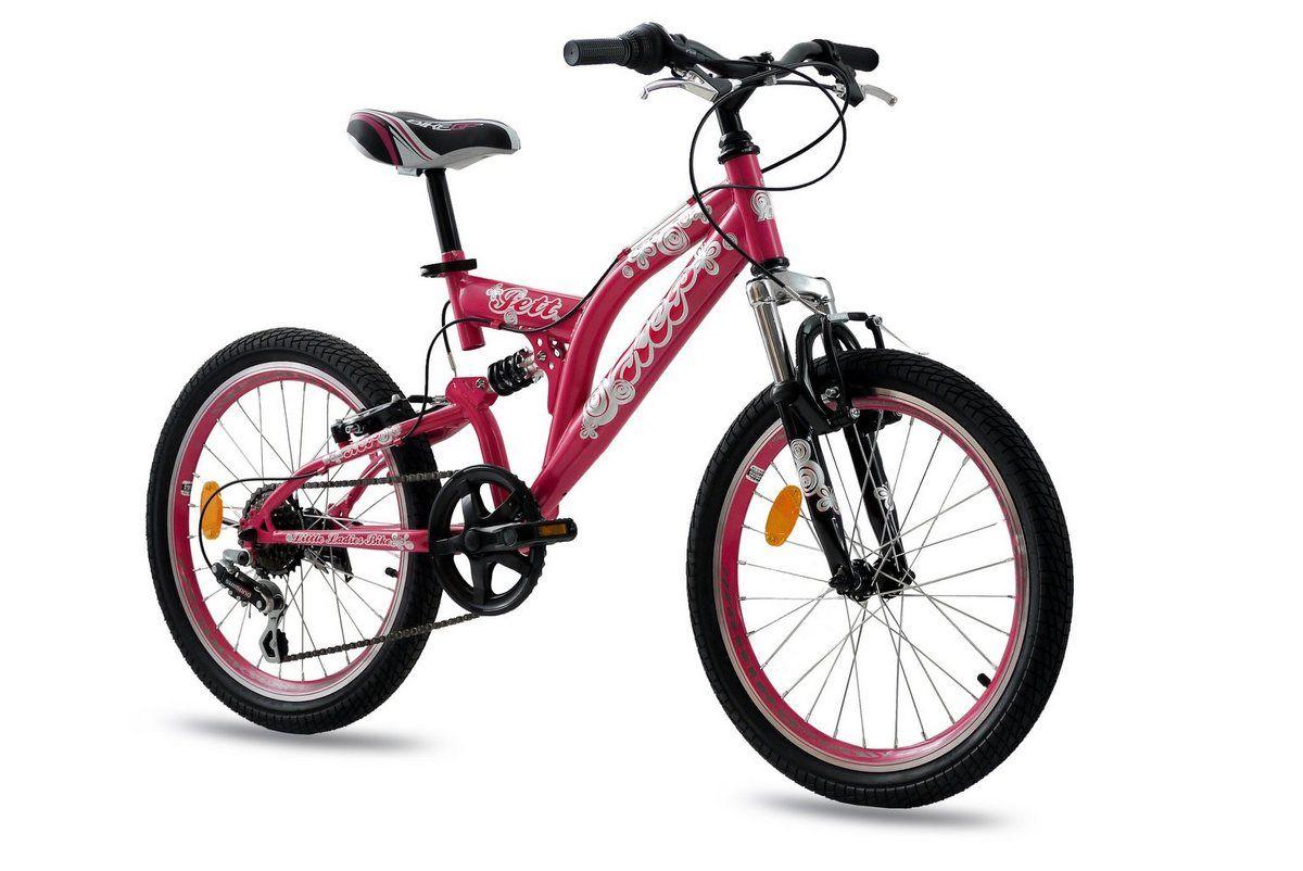 Kinderfahrrad Madchen Jett Fsf 20 Zoll 6 Gang V Bremsen Kinder Fahrrad Kinderfahrrad Und Kinderfahrrad Madchen