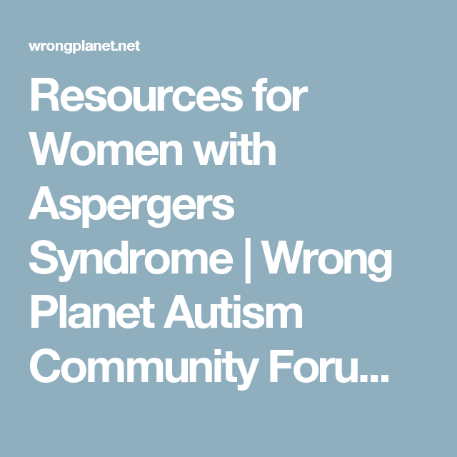 Wrong planet forum