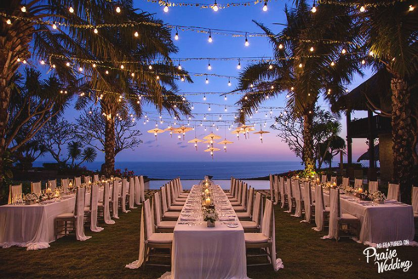 This Bali Wedding Venue Is Packing On The Romance In The Best Way Possible Com Imagens Inspiracao Para Casamento Preparativos Para Casamento Decoracao De Casamento