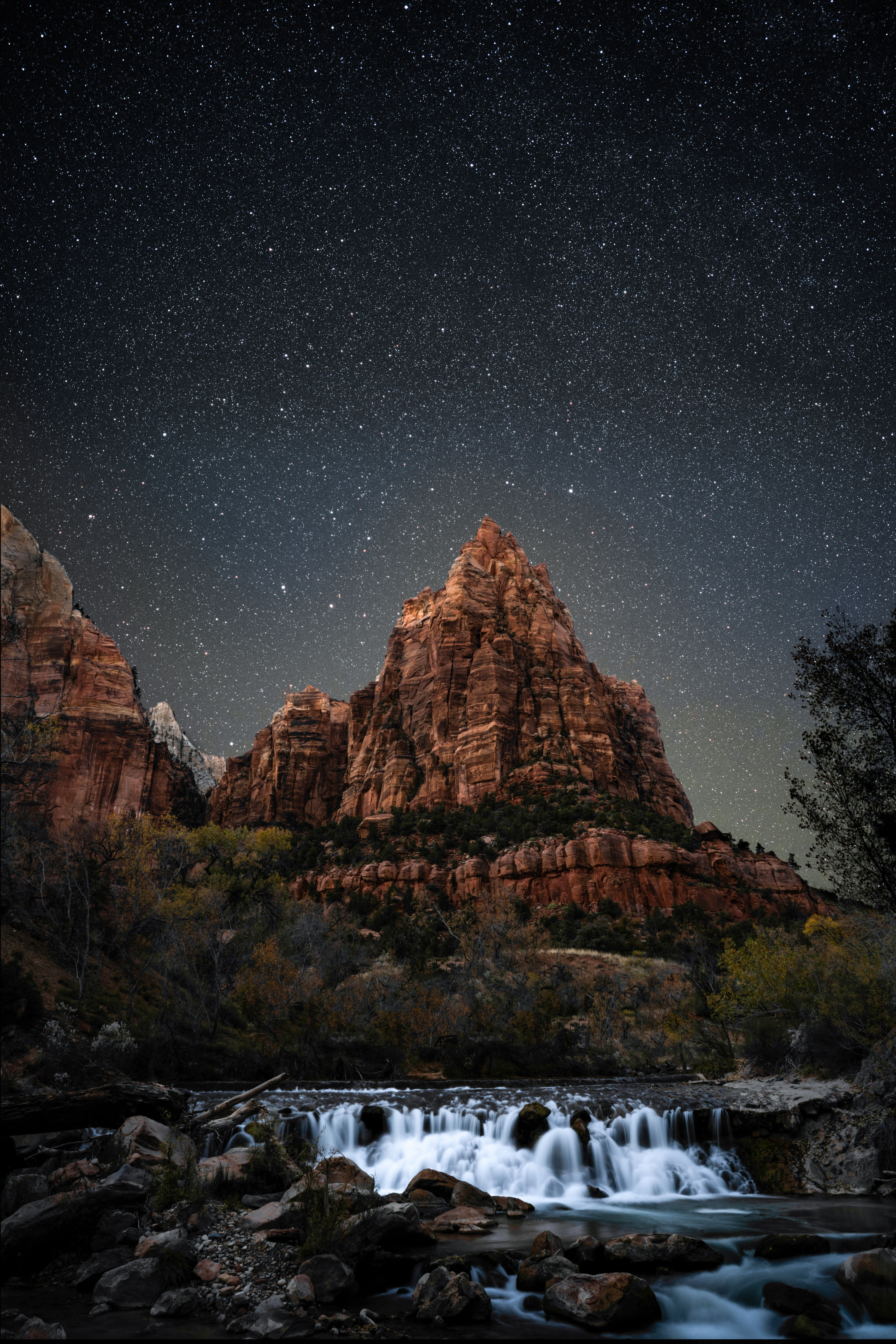 Zion National Park Selvtravel Nature Wallpaper Landscape