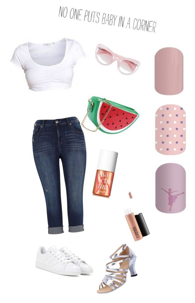 """Jamberry - Guess the Chick Flick"" by jemma-miller ❤ liked on Polyvore featuring art and plus size clothing"