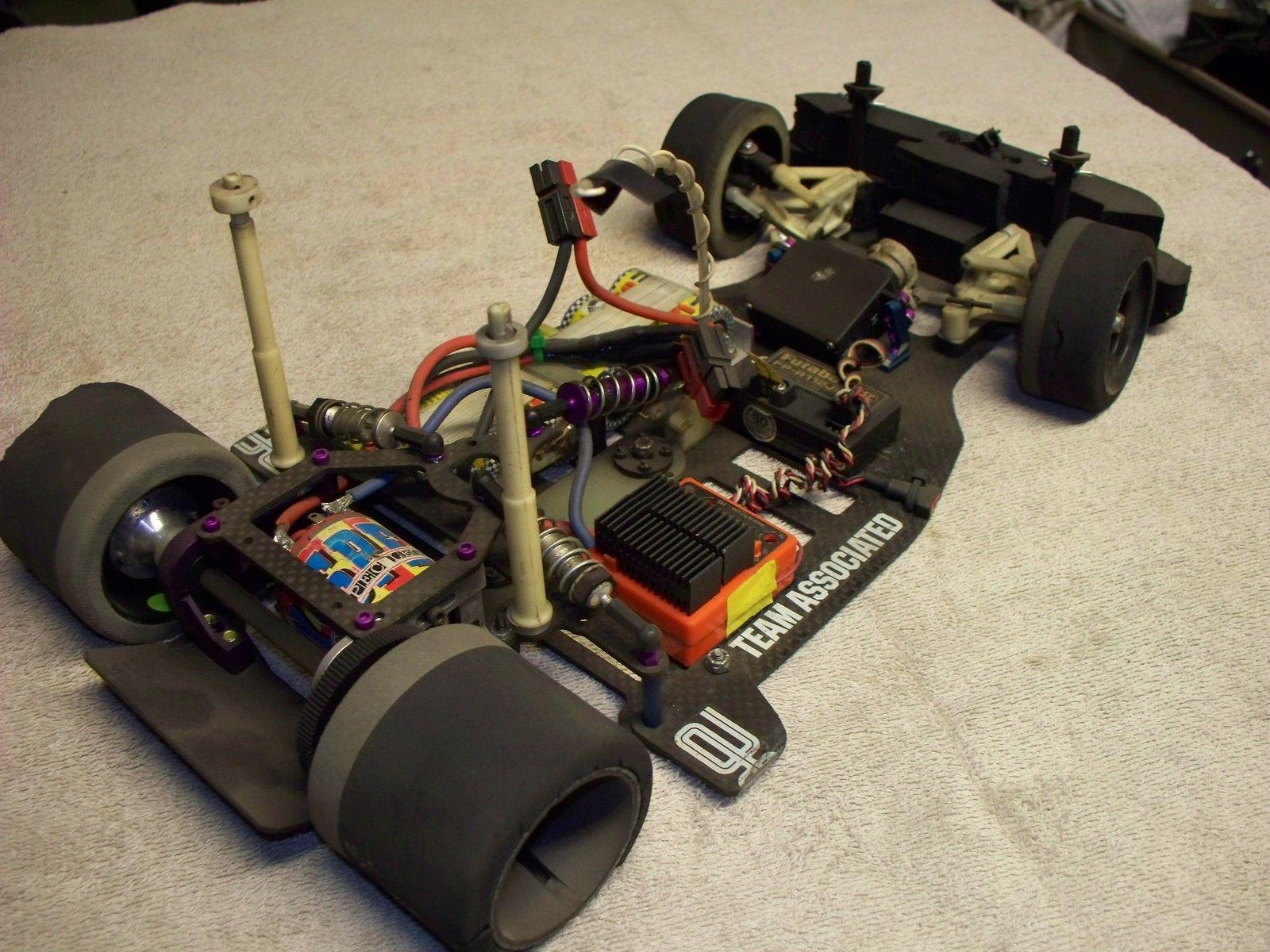 RC10L3 Pan Car