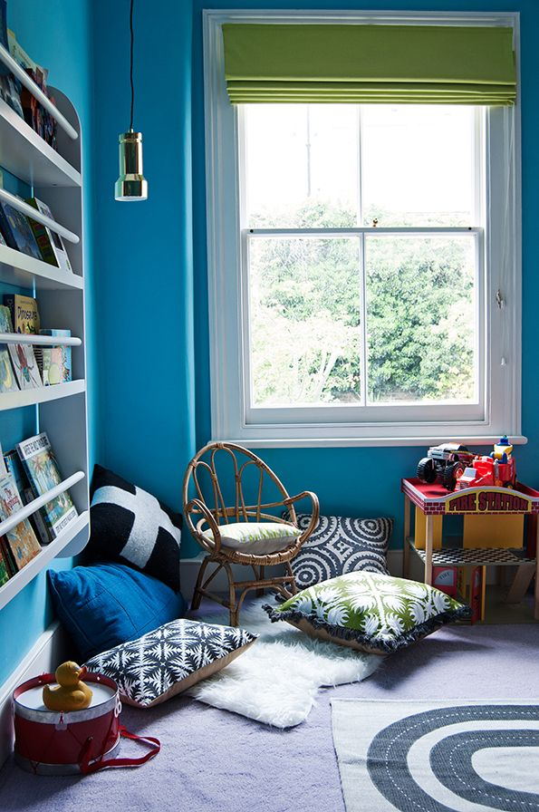 St giles blue matty 39 s bedroom pinterest for Dulux boys bedroom ideas